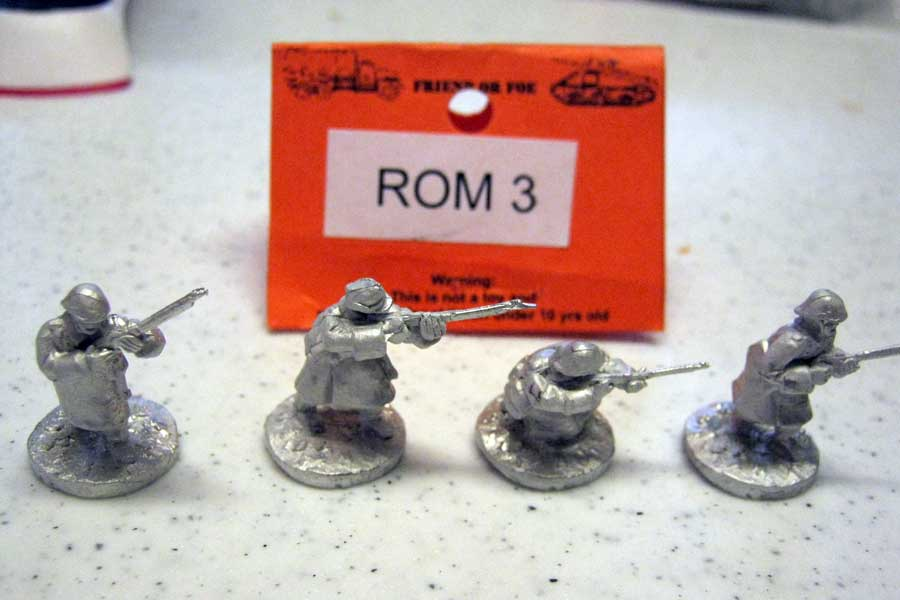 Friend Or For Romanian Infantry Pack ROM3