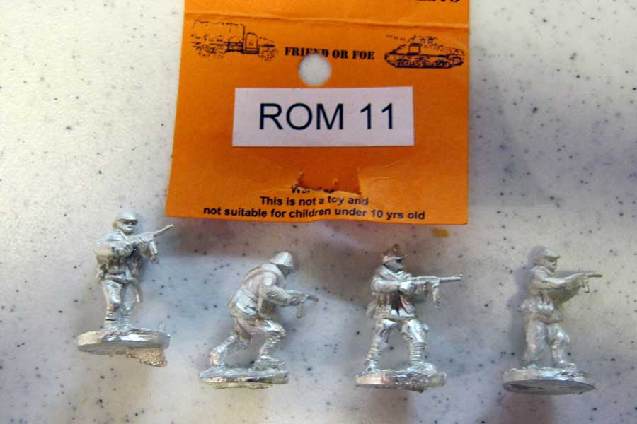Friend Or For Romanian Infantry Pack ROM11