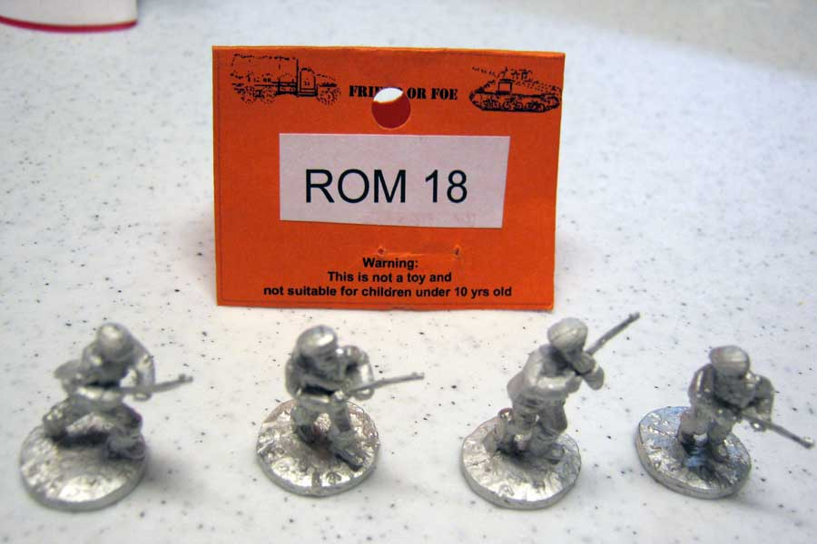 Friend Or For Romanian Mountain Troops Pack ROM18
