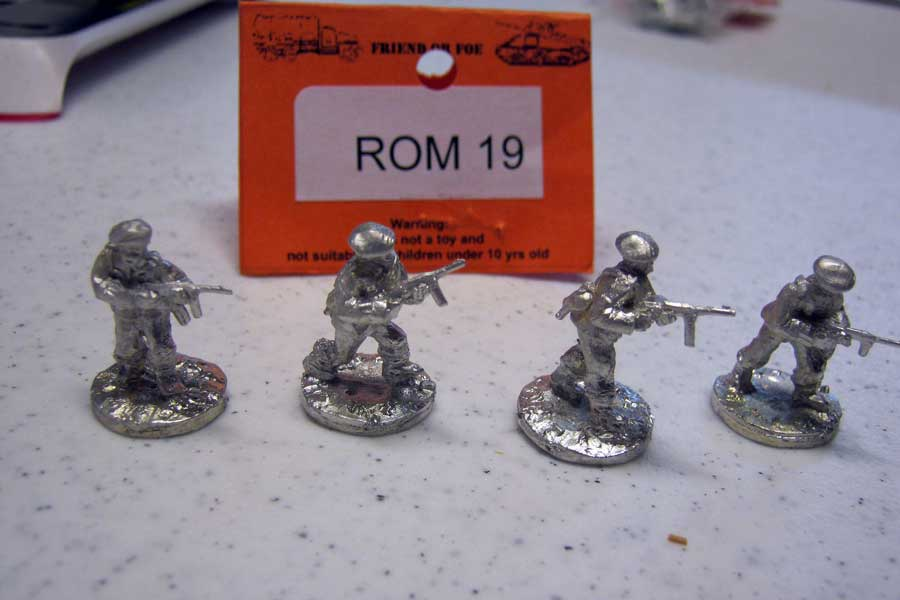 Friend Or For Romanian Mountain Troops Pack ROM19