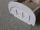 Stern Cabin Windows Detail