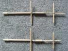 Assembled Masts