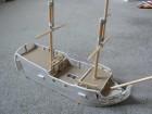 Masts mounted