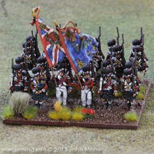The 42nd Royal Highlanders (the Black Watch).