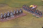 Turn 20 - Best of the survivors - 3rd Hussars KGL and 2/44th East Essex