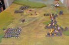 End of Turn 2 - The British advance.