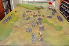 End of Turn 5 - The French seem happy with a musketry duel as their Cavalry Reserve arrives?