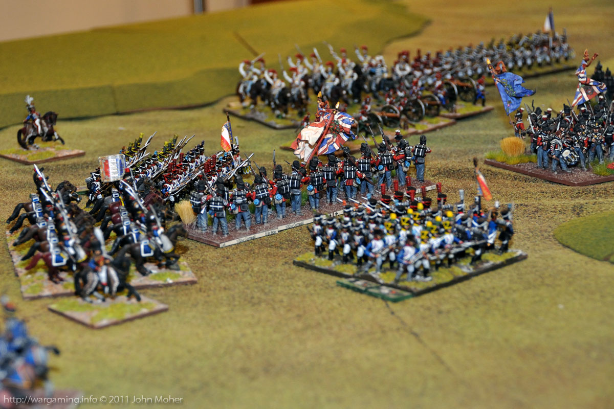 Late Turn 11 - The 1/32nd Cornwall's fate is sealed...