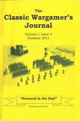 The Classic Wargamer's Journal - Volume I Issue 4
