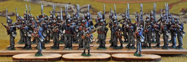 5th, 7th, & 8th Dutch Militia Battalions