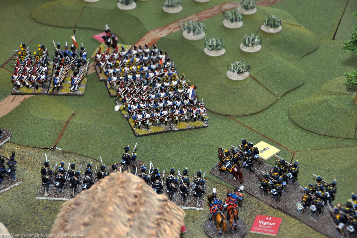 Turn 8 - First Contact on the Dominant Hill in the West