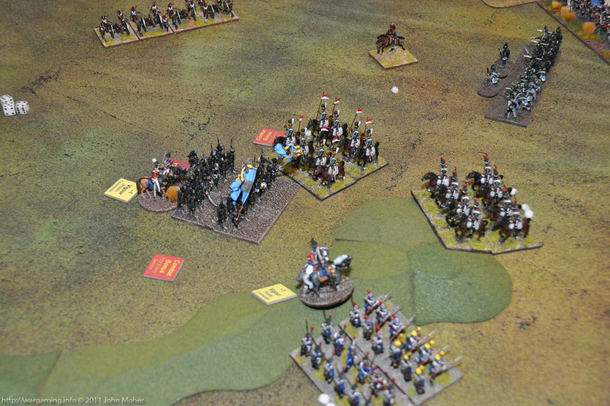 Turn 15 - The Valiant 2nd Linie fight on alone in the East