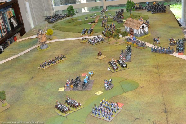 Position at the End of Turn 16