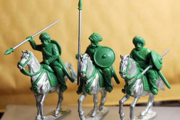 Indus Indian Irregular Cavalry or Pindari with Spear