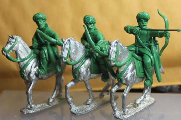 Indus Indian Irregular Cavalry or Pindari with Bows