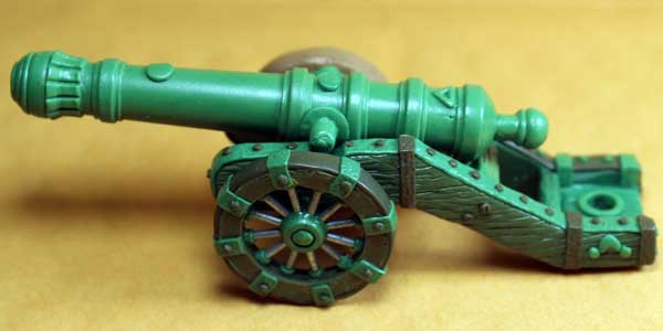 Indus Indian Ornate Heavy Gun No.2