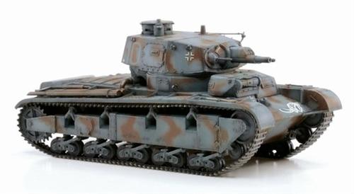 DRA60577 - German Neubaufahrzeug Heavy Tank - Norway 1940