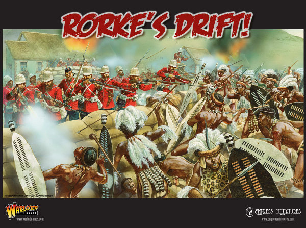 Warlord Games Rorke's Drift Artwork