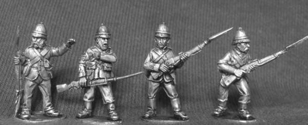 The Empress Miniatures Historical Characters