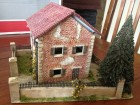 Italeri Country House Side View
