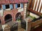 Italeri House With Porch Entrance