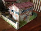 Italeri House With Porch Rear
