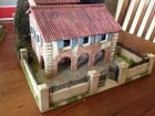Italeri House With Porch Front