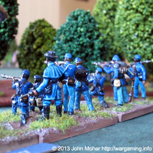 The 20th Indiana, 30th June 1863.