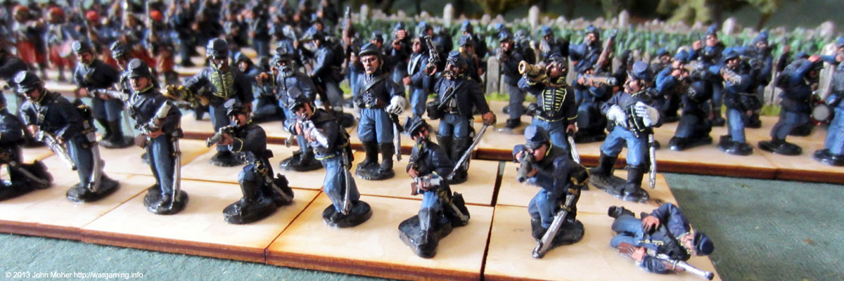 Union Dismounted Cavalry #2.