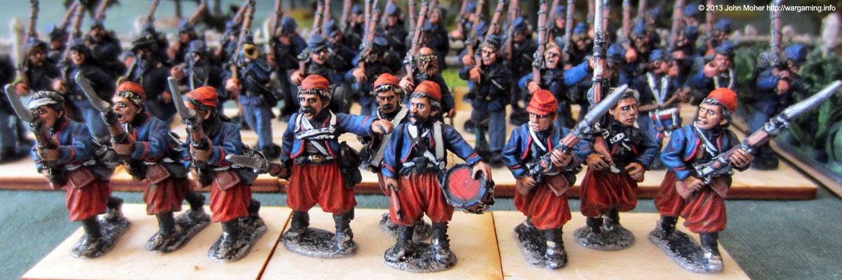 Union Zouaves.