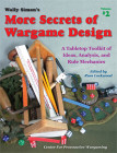 More Secrets Of Wargame Design Cover