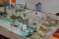 Abu Hamed docks
