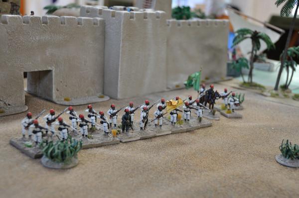 3rd Company, 1st Egyptian Rifles