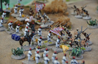 3/1st & 4/5th Egyptian Rifles in the thick of it
