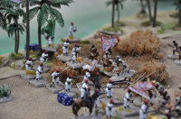 4th Company, 5th Egyptian Rifles hang on