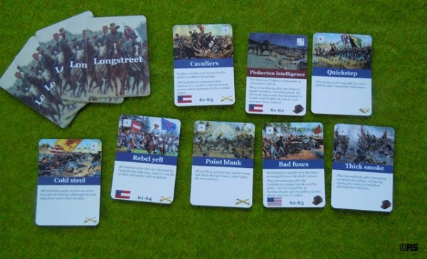 Longstreet Artscow Action Cards