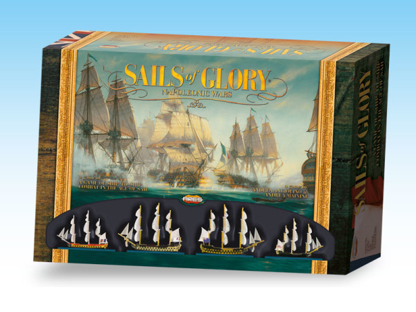 Sails of Glory Starter Set Wargaming.info