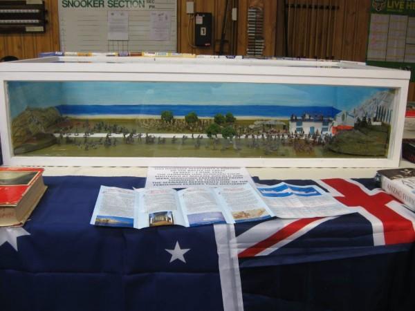 Nick's WW2 Battle of Crete diorama