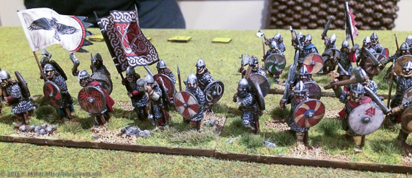 Roundie's Viking General wargaming.info