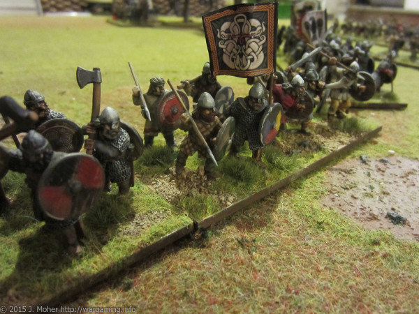 Dux Bellorum Carolingians vs. Vikings wargaming.info