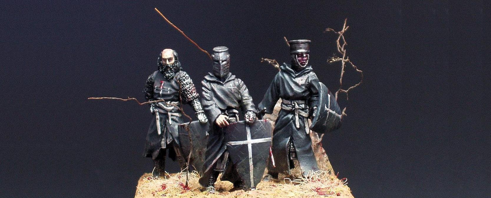 Valdemar Miniatures 25mm Medieval Figures wargaming.info
