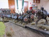 Punic Wars Roman versus Carthaginian Impetus game
