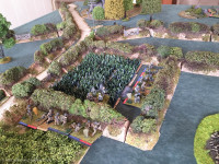 British first counter attack takes out the German CC