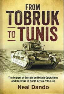 From Tobruk To Tunis by Neal Dando