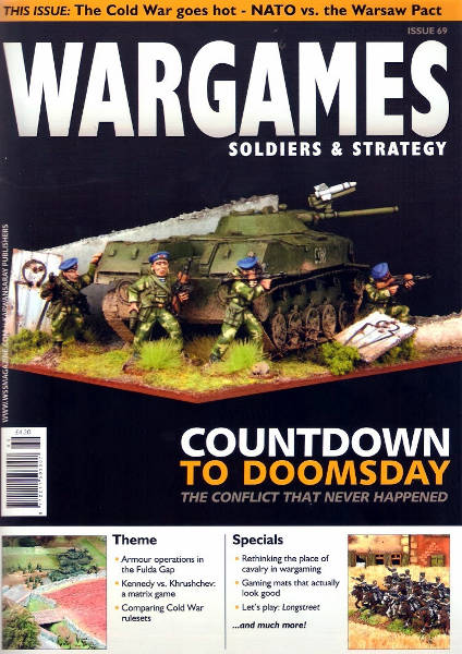 Wargames, Soldiers & Strategy Issue 69