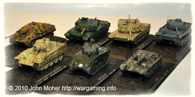 Combat Tanks Collection Issues 1-7