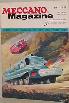 Meccano Magazine May 1968 - Where It All Started