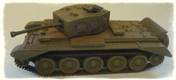 RPG Manufacturing Cromwell IV Model