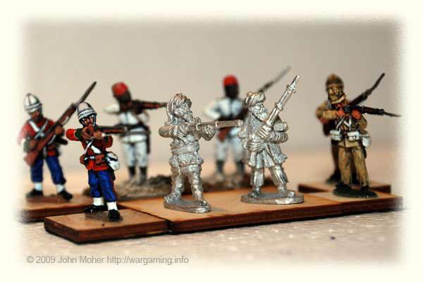 28mm Askari Figures 2