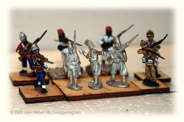 28mm Askari Figures 3